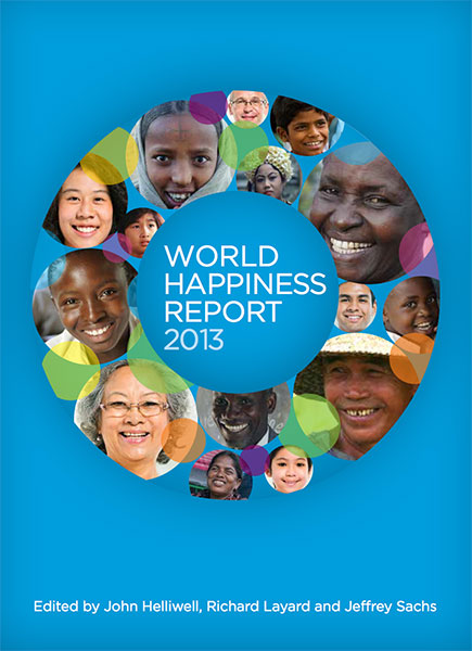 summary of the world happiness report Based on nationally representative samples for the years 2013 through 2015, the world happiness report 2016 evaluates the state of contentment in the world today and.