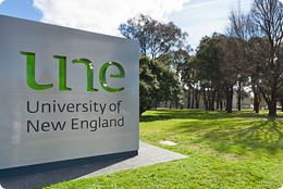 Image result for pictures of UNE in Armidale NSW