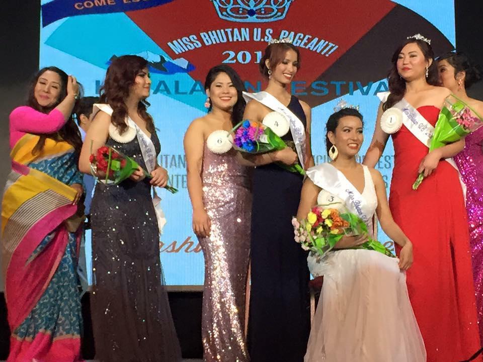 Numa Limbu Is Miss Bhutan Usa 2017