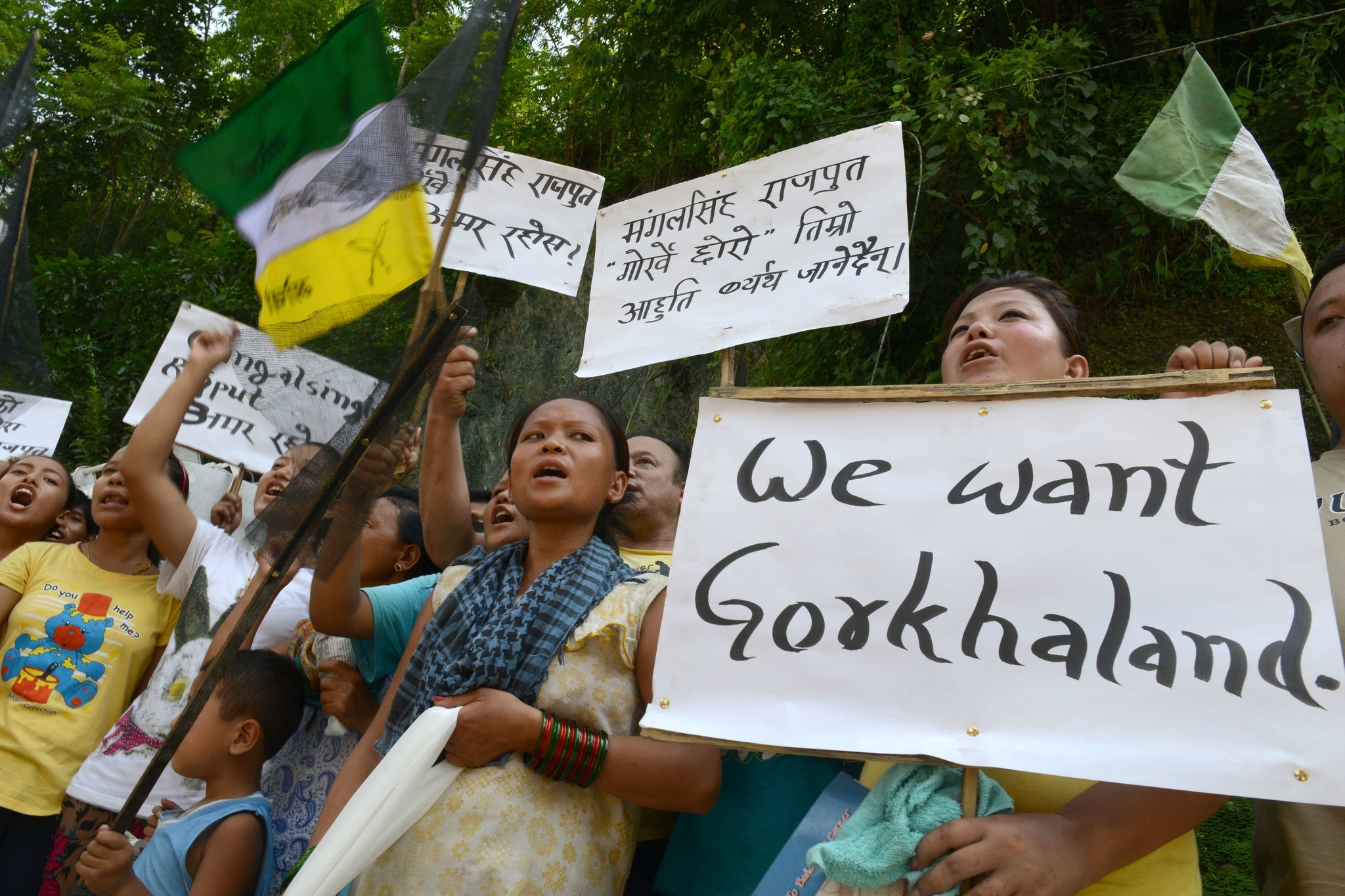 Bhutan assures India on infiltration into Gorkhaland movement
