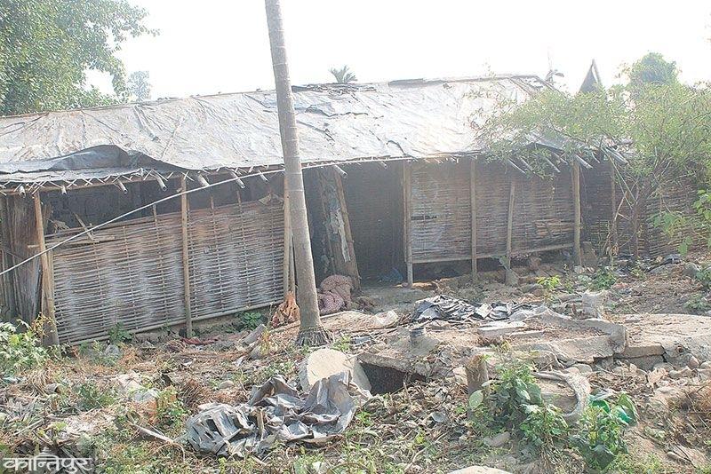 लागूऔषध केन्द्र बन्दै शरणार्थी शिविर